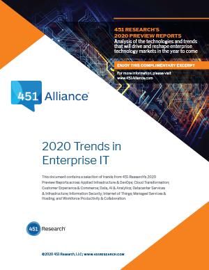 2020 Trends in Enterprise IT