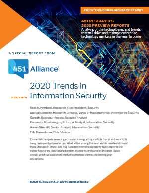 2020 Trends in Information Security