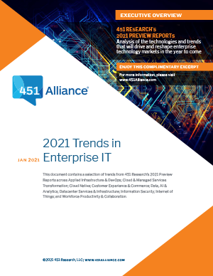 2021 Trends in Enterprise IT