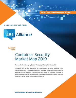 Container Security Market Map 2019