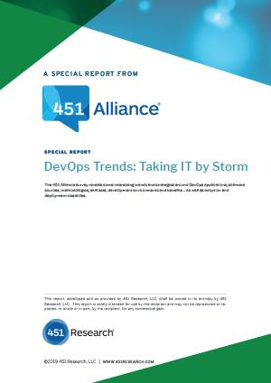 DevOps Trends: Taking IT by Storm