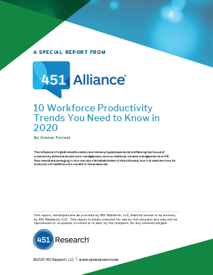 10 Workforce Productivity Trends You Need to Know in 2020