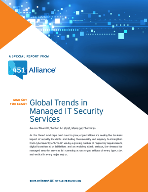 Global Trends in Managed IT Security Services
