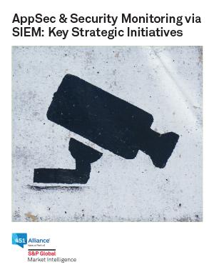 AppSec & Security Monitoring via SIEM: Key Strategic Initiatives