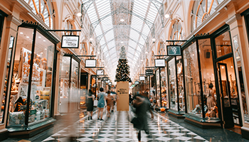consumer spending, shopping, and retail