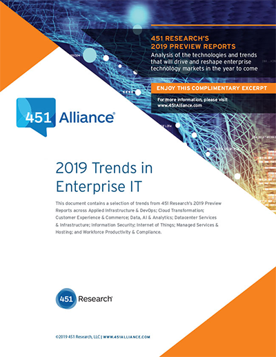 2019 Trends in Enterprise IT