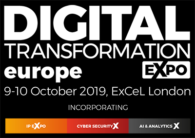 Digital Transformation Expo 2019