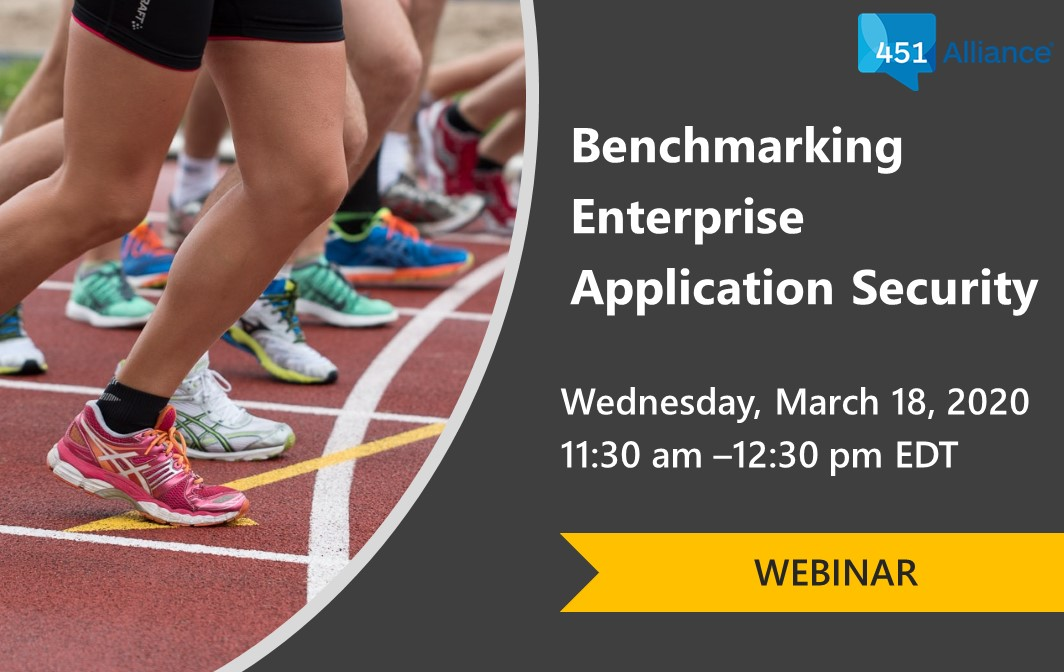 Benchmarking Enterprise Application Security
